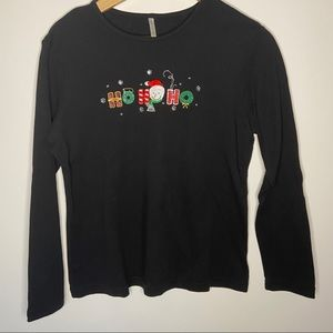 Christmas Top by White Stag